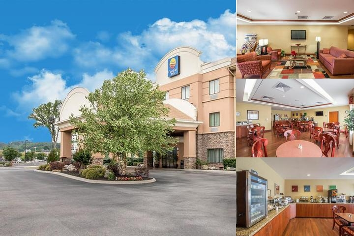 Comfort Inn North Knoxville photo collage