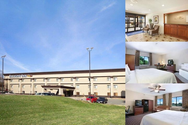 Baymont Inn & Suites Sioux Falls photo collage