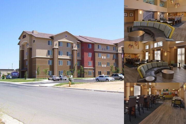 Hampton Inn & Suites Bakersfield North Airport photo collage