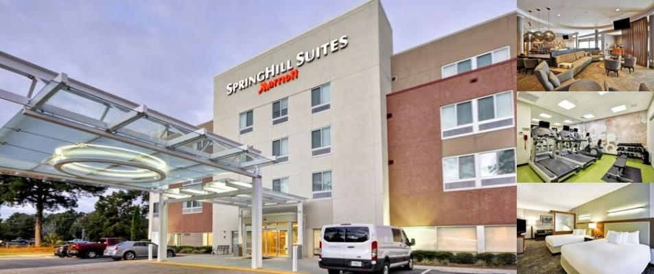 Springhill Suites Tallahassee Central photo collage