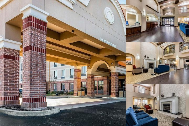 Comfort Inn & Suites Memphis photo collage