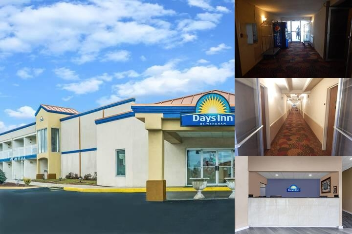 Quality Inn Carlisle photo collage
