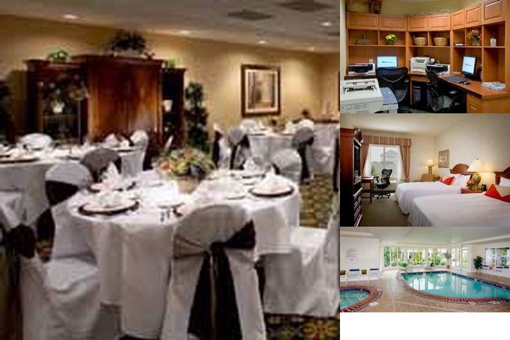 Hilton Garden Inn Kennewick photo collage