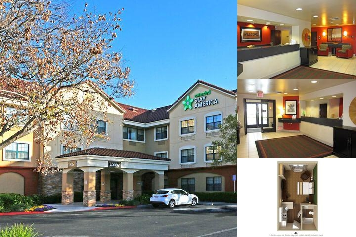 Extended Stay America San Jose Morgan Hill photo collage