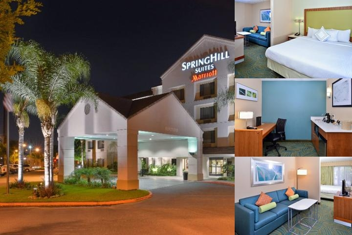 Springhill Suites Arcadia photo collage