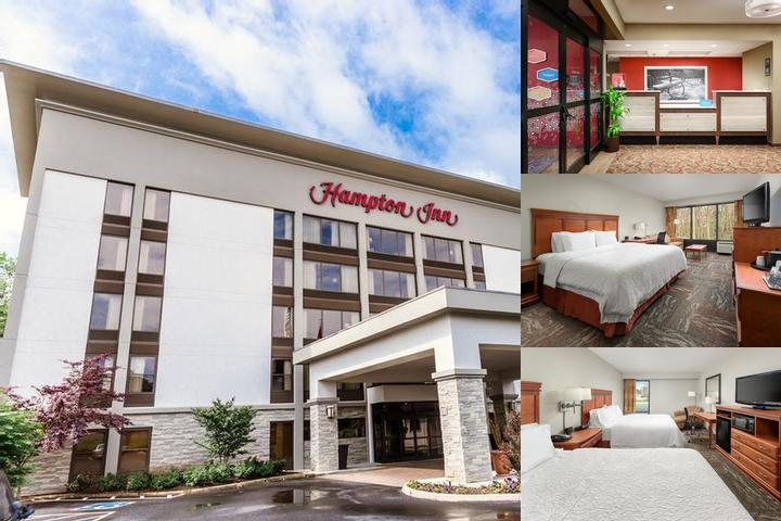 Hampton Inn Oak Ridge Tn photo collage