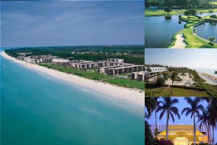 Sundial Beach & Golf Resort photo collage