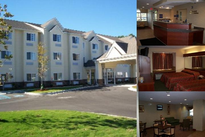 Microtel Inn & Suites Walterboro I 95 photo collage
