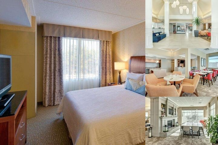Hilton Garden Inn Lakewood photo collage