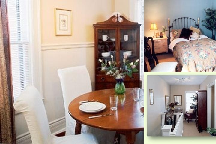 Silverbirch Suites Furnished Apartments photo collage