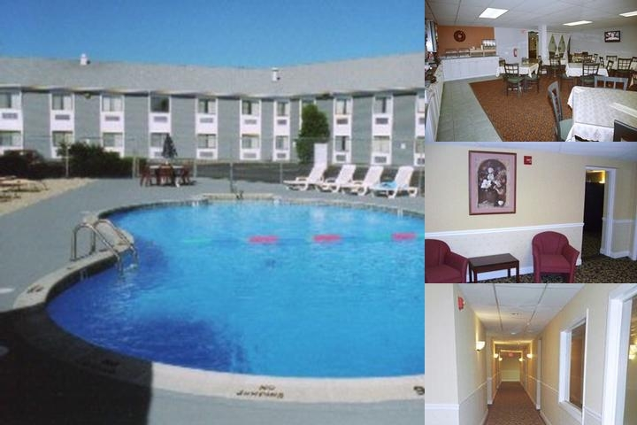 Ambassador Inn & Suites photo collage