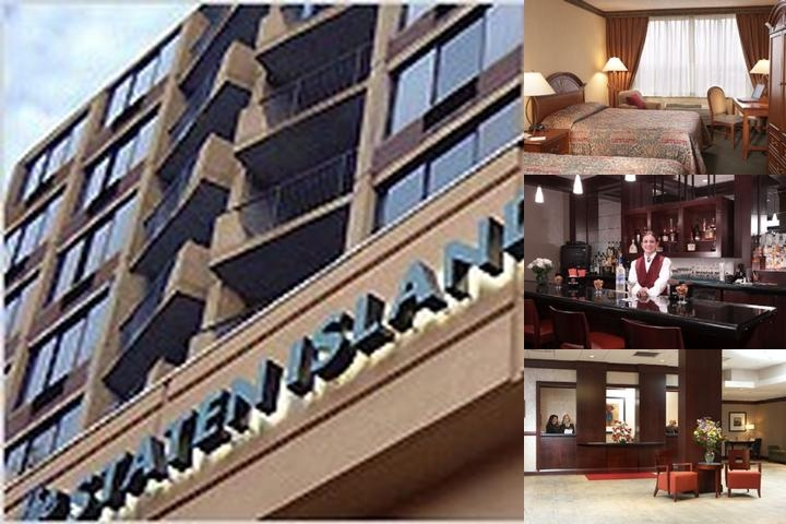 Staten Island Hotel photo collage