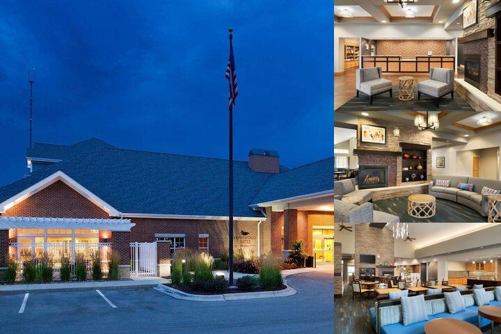 Homewood Suites by Hilton Madison West photo collage