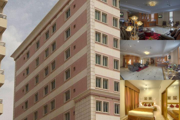 La Villa Najd Hotel Apartments photo collage
