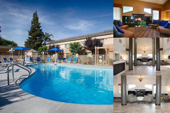 Best Western Porterville Inn photo collage