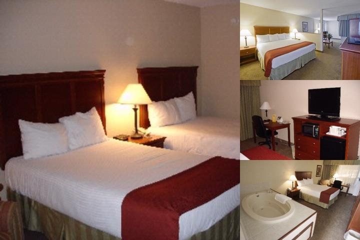 Best Western Plus La Porte Hotel & Conference Center photo collage