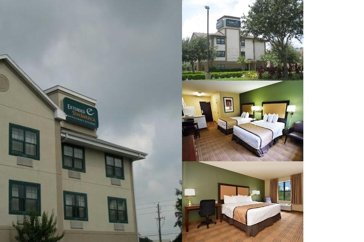 Extended Stay America Tampa Temple Terrace photo collage
