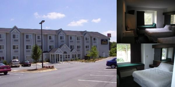 Microtel Inn at Suites photo collage