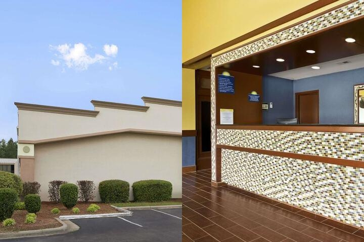 Days Inn Fayetteville photo collage