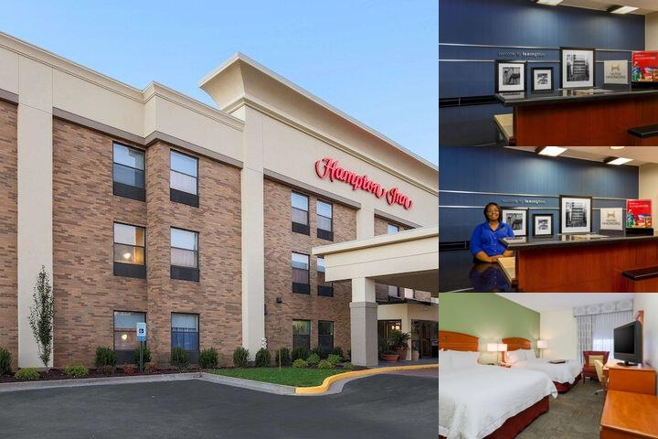 Hampton Inn Lexington South photo collage