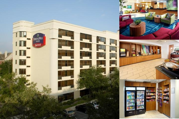 Springhill Suites Houston Medical Center / Reliant photo collage
