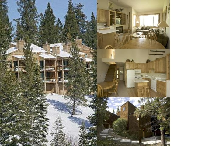 Northstar at Tahoe photo collage