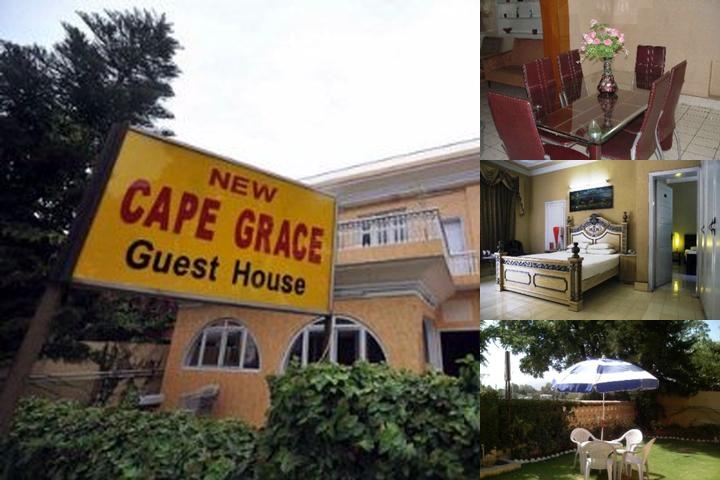 Newcapegrace Guest House in Islamabad Pakistan photo collage
