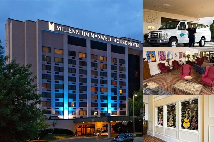 Millennium Maxwell House Hotel photo collage