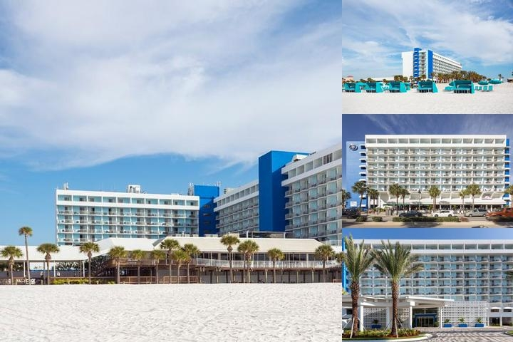Hilton Clearwater Beach photo collage