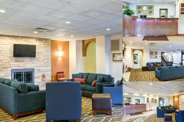 Comfort Inn Greencastle photo collage