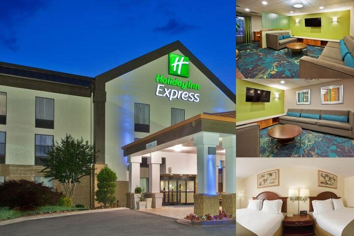 Holiday Inn Express Hotel & Suites Kimball photo collage