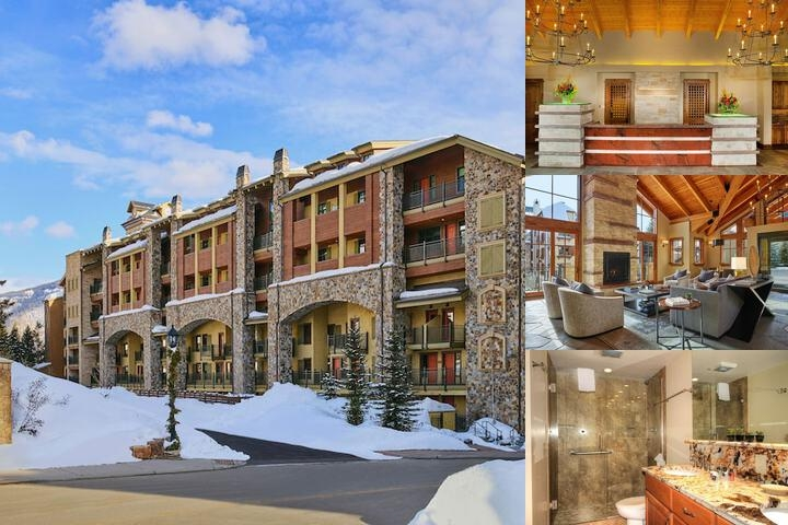 Destination Resorts Vail photo collage