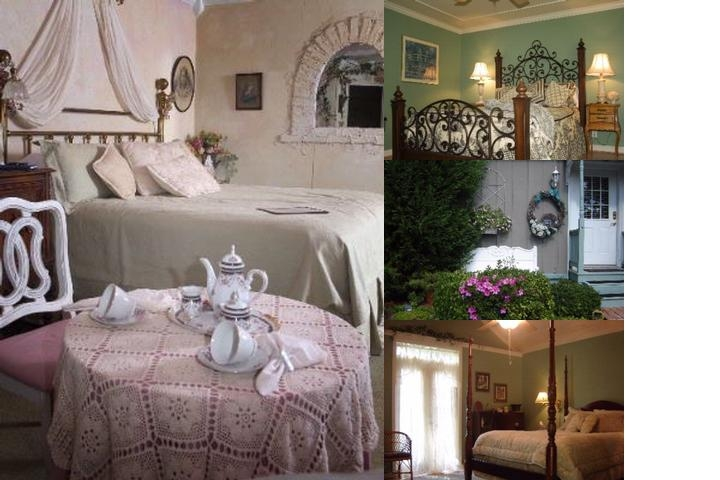 Garden Walk Bed & Breakfast Inn photo collage