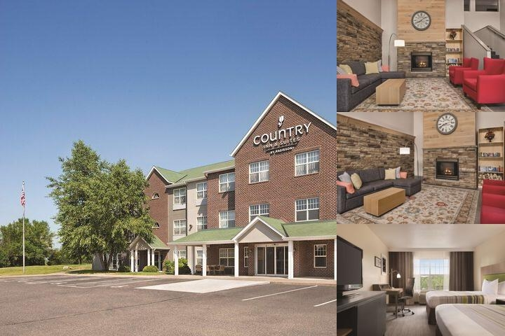 Country Inn & Suites by Carlson Cottage Grove photo collage