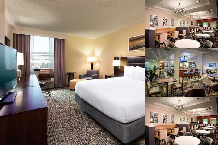 Sheraton Hotel Columbia photo collage