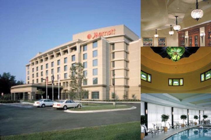 Richmond Marriott West photo collage