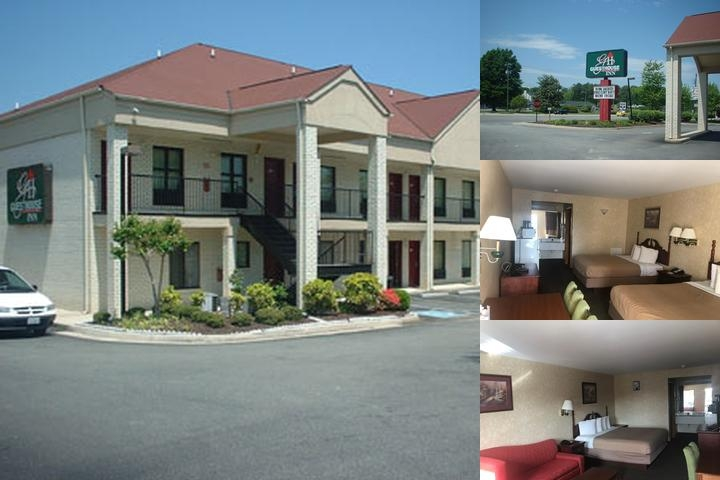 Guesthouse International Inn photo collage