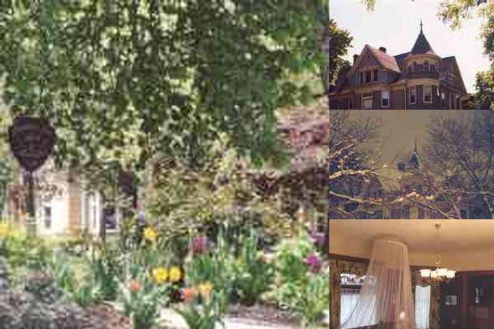 Acanthus Inn photo collage