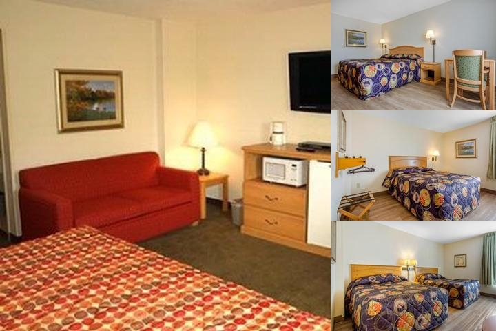 Rodeway Inn & Suites at Biltmore Square photo collage
