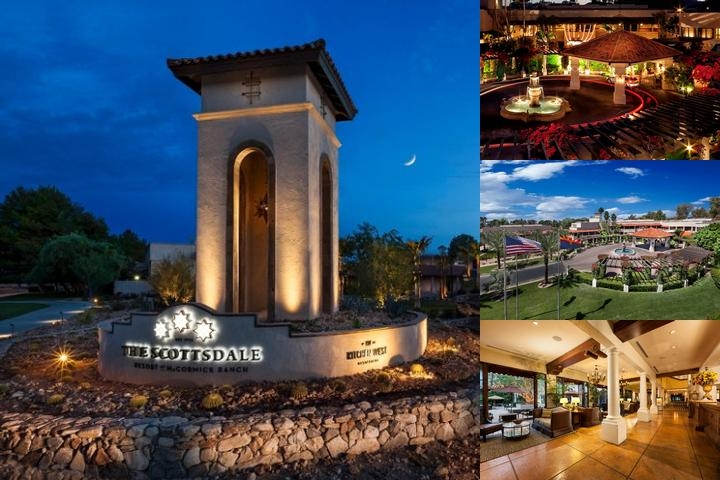 The Scottsdale Resort photo collage