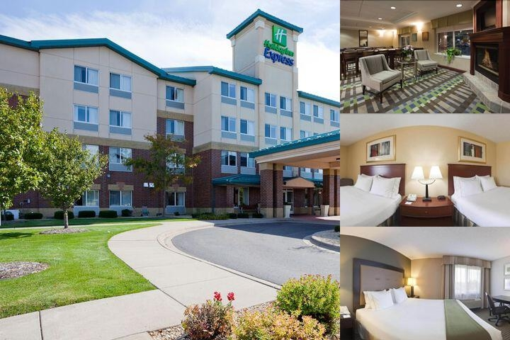 Holiday Inn Express & Suites Vadnais Heights photo collage