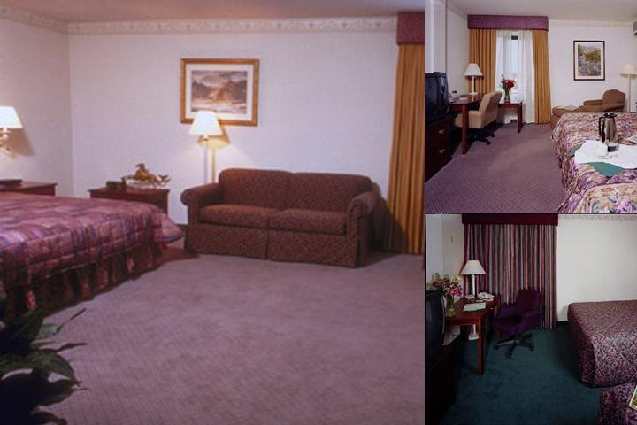 Rainier Hotel & Conference Center photo collage