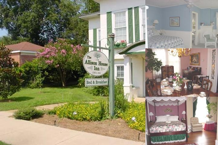Allison House Inn photo collage