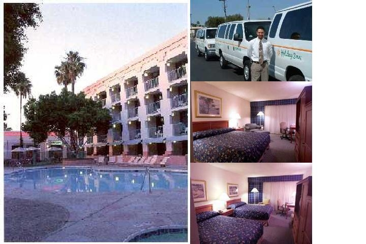 Holiday Inn Phoenix Tempe (az State Univ photo collage