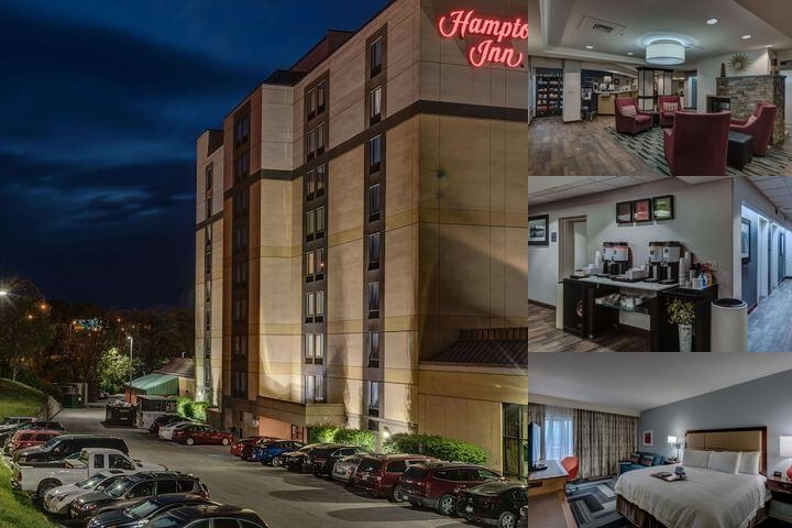 Hampton Inn Monroeville photo collage