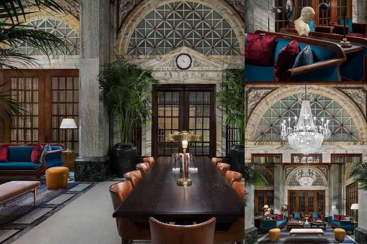 Hotel Whitcomb San Francisco photo collage