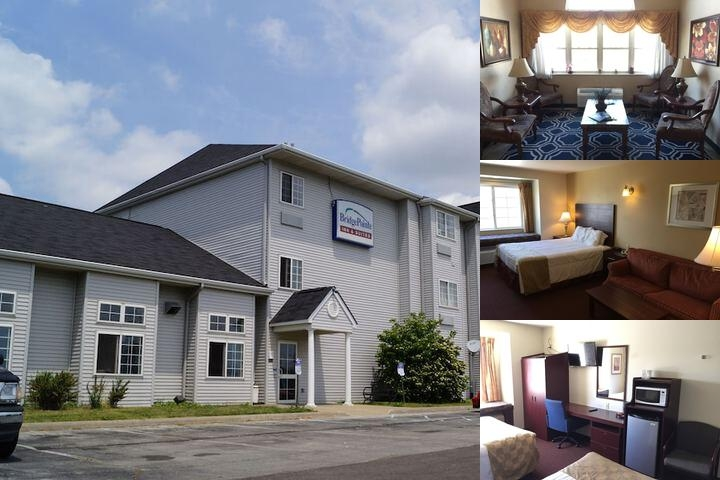 Bridgepointe Inn & Suites Toledo / Perrysburg photo collage