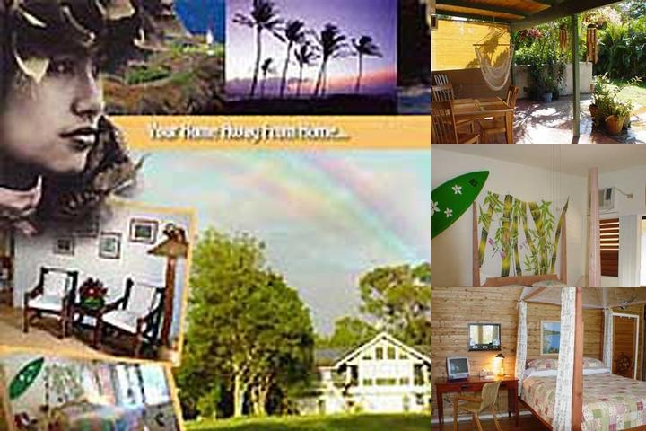 Kauai Country Inn photo collage