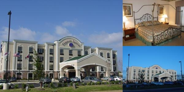 Comfort Suites Southaven photo collage