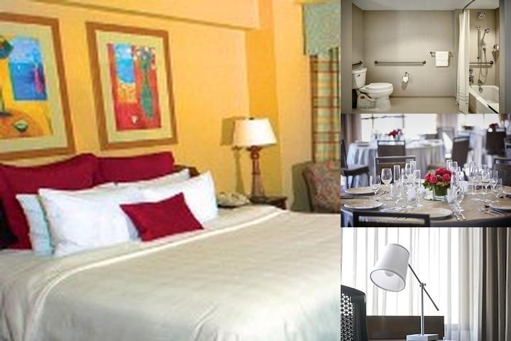 San Francisco Marriott Union Square photo collage